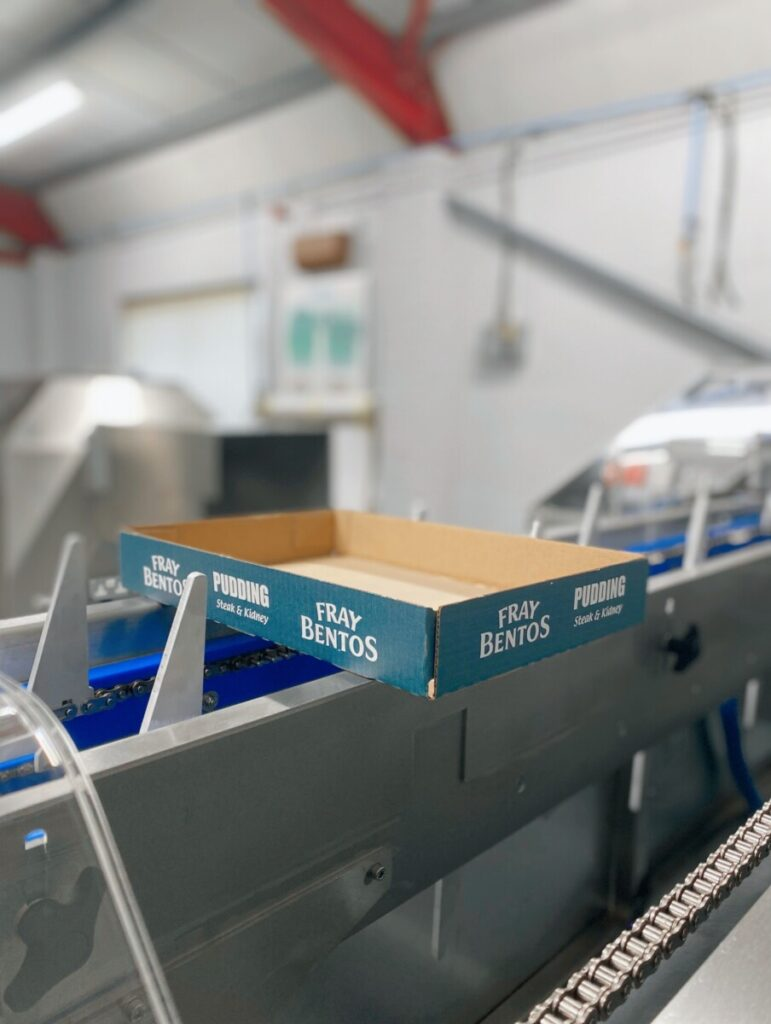 Tray Erector Packaging