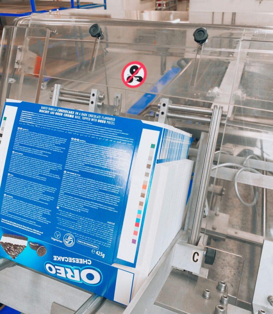 Semi Automatic End Load Cartoner 2