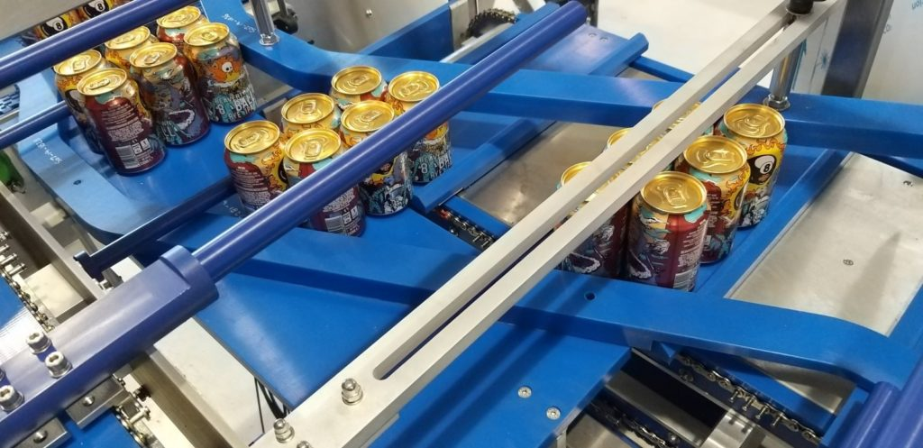 Fully Automatic Beverage Multipack Cartoner