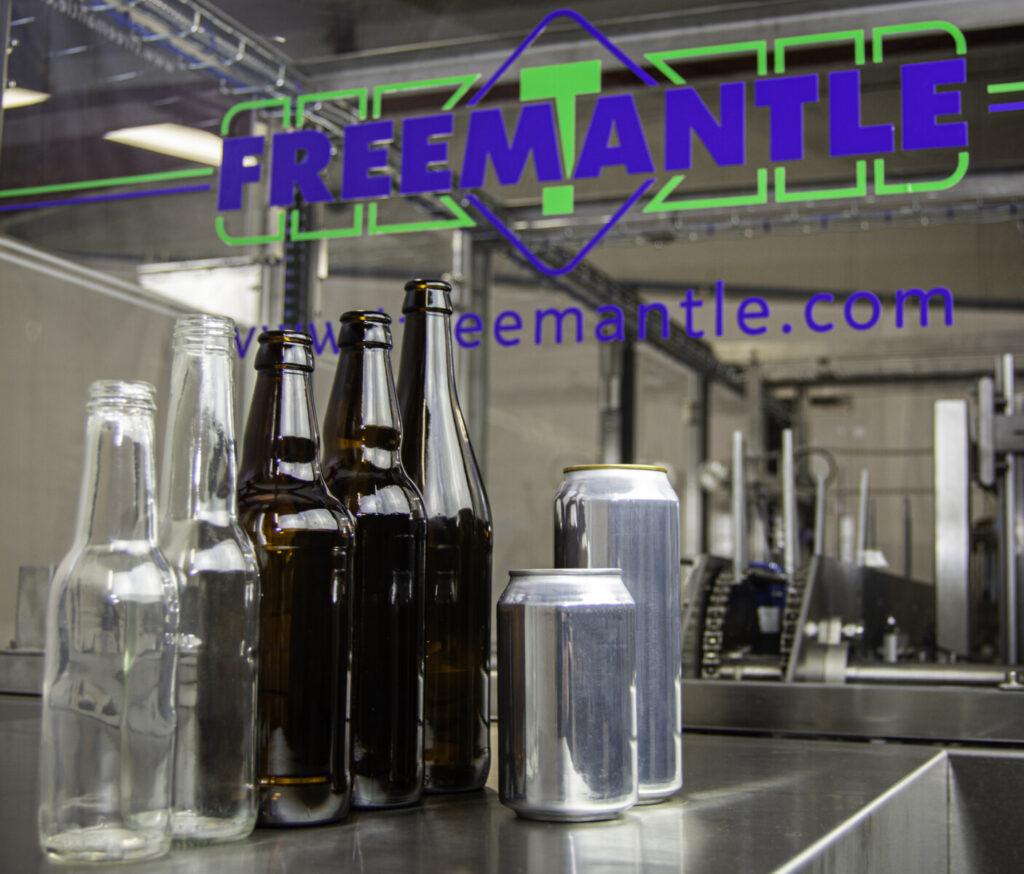 Semi Automatic Beverage Multipack Cartoner 2