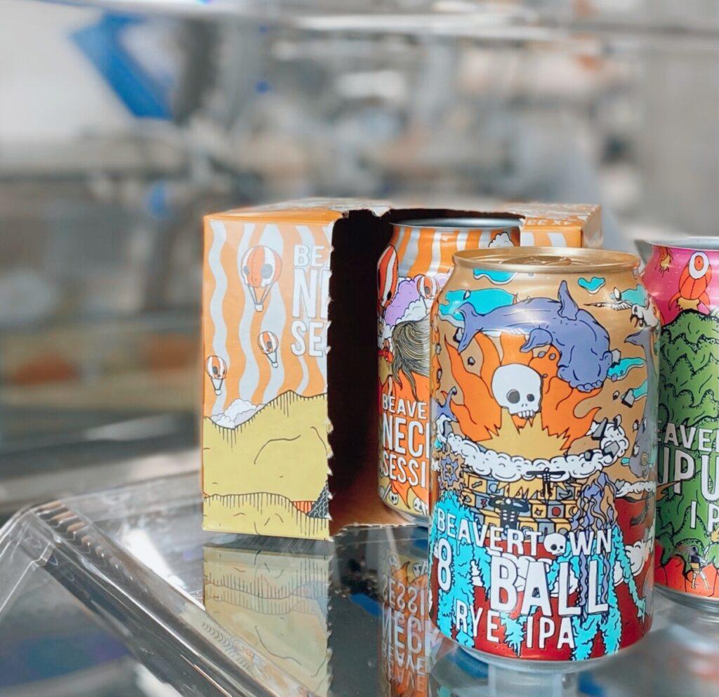 Semi Automatic Beverage Multipack Cartoner Packaging